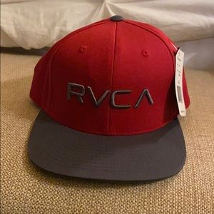 Other - RVCA Hat New with Tags